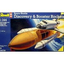 Revell 04736 1/144 Space Shuttle Discovery + Booster Rockets New