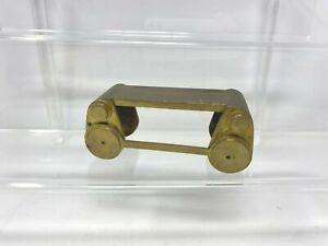 Scratch Built Standard Gauge 1 Brass Steam Chest Live Steam *True Craftsmanship