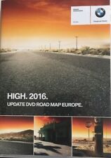 BMW Navigation DVD 2 Road Map Europa / EUROPE HIGH  Update 2016 BMW high ab 2002