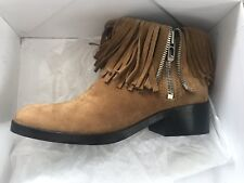 NEW! 3.1 phillip lim Women Boots! Phillip Lim Alexa-ankle Bootie With Fringe!