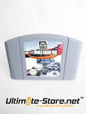 F-1 World Grand Prix FRA Nintendo 64 N64