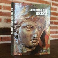 El Monde Las Griego Minerva