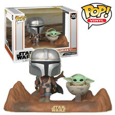 Mandalorian and The Child Official Star Wars Baby Yoda Funko Pop Vinyl Figure