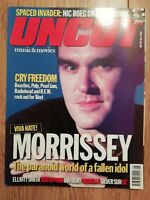UNCUT MAGAZINE # 15 AUGUST 1998 MORRISSEY IAN DURY U2 BEASTIE BOYS MOTOWN