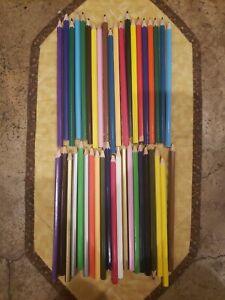 Colored Pencil 41 Unit Lot