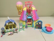 Fisher Price Sweet Streets Country Fair Carnival Accessories animals petting zoo