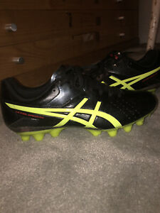 Asics Lethal Speed RS Men's Football/soccer Boots Size 7, Minimal Wear
