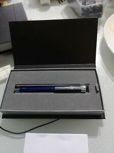 Staedtler Premium Resina Fountain Pen - Blue.