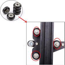 2x POM Pulley Gear Passive Wheel 625zz Bearing for 3d printer CR10 CR-10s ender