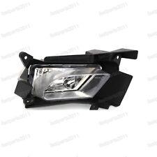 Left Side Spot Fog Light Lamp + Bracket For Mazda 3 2008-2012