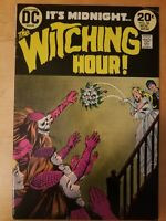 DC Collectible Comic Book THE WITCHING HOUR No 36 1973