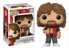 Mick Foley Old School Wrestling POP! WWE #35 Vinyl Figur WWF Funko
