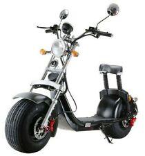 E-Scooter Coco Fat Bike Elektroroller Chopper 1500 Watt mit Straßenzulassung