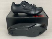 LAKE CX176 Black / Grey ROAD CYCLING SHOES NEW