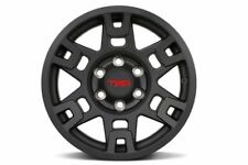 "Genuine Toyota 17"" Wheel Alloy Matte Black PTR20-35110-BK"