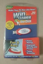 Win Cleaner USB As Seen on TV Computer Faster PC Laptops Clean Repair Protect