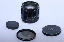 Pentax Super Takumar 85mm f1.9 FAST telephoto lens in M42 screw mount. Sony a7II
