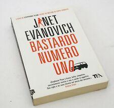 ♥ BASTARDO NUMERO UNO Janet Evanovich I casi di Stephanie Plum TEADUE 2010 C45