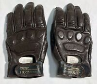 DAINESE BLACKJACK Leather Motorcycle Motorbike Biker Bike Gloves Size Small