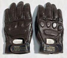 DAINESE BLACKJACK Leather Motorcycle Motorbike Biker Bike Gloves Size Small
