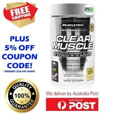MUSCLETECH CLEAR MUSCLE 168 Caps Performance Series BetaTOR HMB LIQUID NEW 1000