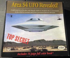 Testors Area S4 UFO Revealed 1/48 NIB Model Kit 'Sullys Hobbies'