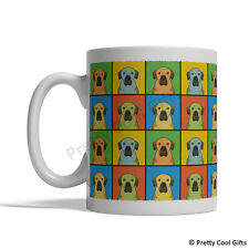 Anatolian Shepherd Dog Mug - Cartoon Pop-Art Coffee Tea Cup 11oz Ceramic