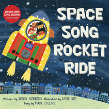 BAREFOOT BOOKS SPACE SONG ROCKET RIDE