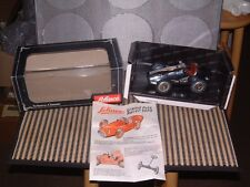 "SCHUCO~CLASSIC BARE METAL ""VERCHROMT"" GRAND-PRIX RACE CAR. NOSIB! ITEM NR 01023"