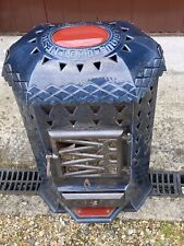 ART DECO ENAMELLED STOVE