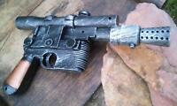Han Solo Blaster DL-44 Electronic Sound Custom Painted Star Wars Cosplay Ford
