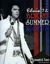 ELVIS '72 BRIGHT SUMMER NIGHTS<>OOP<>JOE TUNZI HB 2014 HB +POCKET CALENDAR