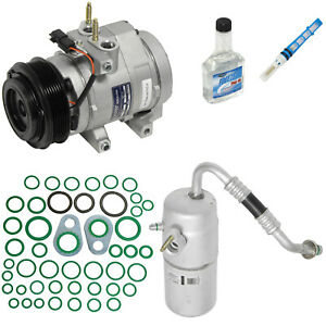 New A/C Compressor and Component Kit for F-150 Mark LT
