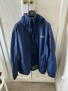 Mens The North Face Hooded Jacket