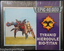 1995 epic tyranid bio titan hierodule games workshop warhammer 6mm armée 40K mib