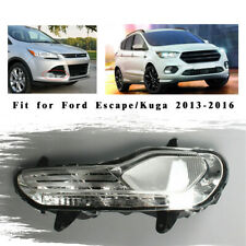 Right Front Bumper Fog Light Fit For Ford Escape Kuga 2013-16 Without Bulb Parts