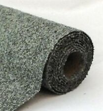 "Ballast Underlay: 300mmx1200mm 12""x48"" Granite Extra Fine railway scenery roll."