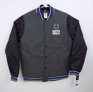 Indianapolis Colts Nfl Team Aparrel Jacket Youth XL