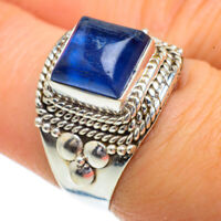 Kyanite 925 Sterling Silver Ring Size 7.5 Ana Co Jewelry R41759F