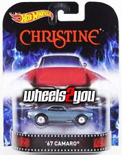 67 CAMARO - Christine - Hot Wheels Retro Entertainment