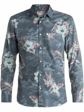Quiksilver Long Sleeve Casual Shirts for Men