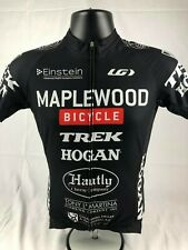 LG Louis Garneau Custom Men's Jersey SIZE XS Black