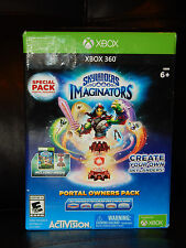 New! Skylanders Imaginators Portal Owners Pack XBox 360 Free Shipping Speci