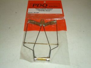 1/24 PDQ HUNTER BOX STOCK CHASSIS ASSEMBLED  NOS