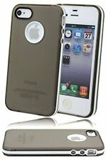 Case For iPhone 4 4s 5 5S 5C Se Ultra Slim Thin Shockproof TPU Back Bumper Cover