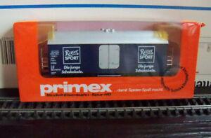 Märklin/Primex 4592 H0 Kühl-(Bier)wagen DB >Ritter Sport<, mit OVP, unbespielt