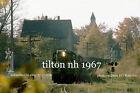"Boston & Maine RR  1571  Tilton NH 1967  ***5x7""print ***"