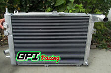 Opel Vauxhall Calibra Turbo C20LET Alloy Aluminum Radiator 50MM CORE
