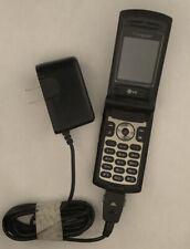 Lg Cu500 At&T Cingular Cellphone Flip Fold Cellular Phone Handset Q