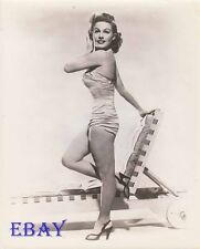 Gale Robbins busty leggy VINTAGE Photo
